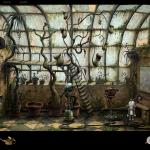 Machinarium botanic