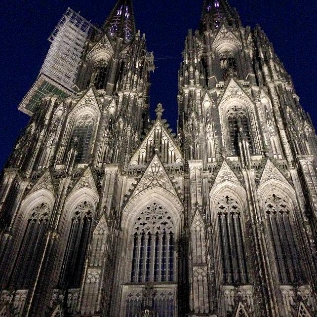 Ķelnes katedrāle
