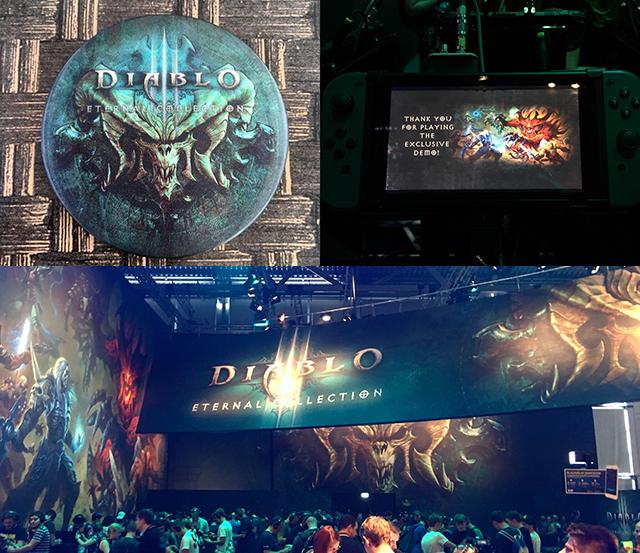 diablo III gamescom